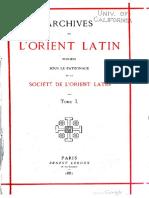 Giorgi-1881-Description Du Liber Bellorum Domini