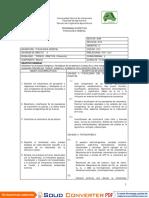 Programa Sinoptico FISIOLOGIA VEGETAL2014
