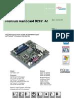 Premium Mainboard D2151-A1