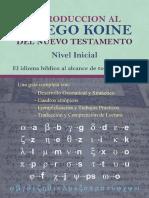 Introduccion Al Griego Koine Del NT