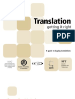 A guide to buying translations