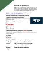Metodo de Igulacion1