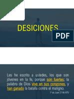 Estudio Decisiones Bolivia Dia 2