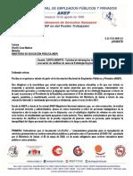 S.G. 17-21-2651-21-MEP-Carta de ANEP