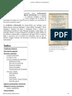Calvinismo - Wikipedia, la enciclopedia libre