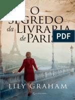 O Segredo da Livraria de Paris - Lily Graham