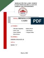 Caso Clinico Fisiopatología II