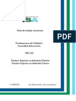 1. Grupo- TSC-132. Fundamentos de Calidad e Inocuidad Alimentaria (1)