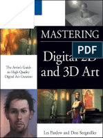 Mastering Digital 2D and 3D Art. the Artists Guide to High-Quality Digital Art Creation ( PDFDrive )
