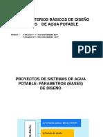 Tema 7 Periodo diseño, demanda, consumo, dotación (1)