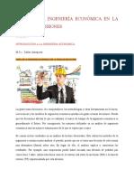 4. Papel de la Ingeniería Económica