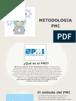METODOLOGIA PMI