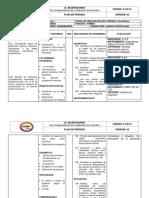 Plan de Periodo 1 Lengua Castellana1