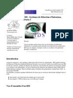 l'IDS