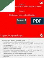 Sesión 8 Gmc Decisiones Sobre Distribución(1)