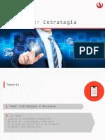 SESIÓN 10 Estrategias E-Business