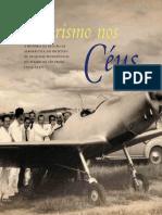 Livro Pioneirismo Nos Ceus a Historia Da Divisao de Aeronautica Do IPT