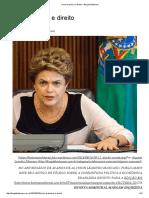 Alysson Mascaro - Crise brasileira e direito – Blog da Boitempo
