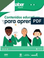CON EDUCATIVOS PARA APRENDER