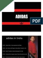 Adidas Mktg Industry Analysis (India)