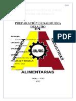 PREPARACIÓN DE SALMUERA DESPACHO (Autoguardado)
