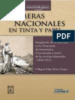 Quimeras nacionales en tinta y papel. Imaginario de lo nacional en la Venezuela decimonónica