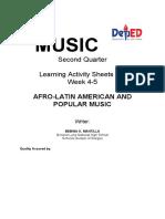 MUSIC 10-LAS