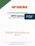 Battery 48NPFC Operation Manual v9.0