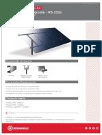 Manual Instalacao - Romagnole Solo 4 Placas RS232C (Clamps_Novos)