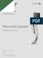 MANUAL DE USRUARIO VIDEOLARINGOSCOPIO MAC