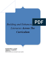 Revised-Building and Enhancing New Literacies Across the Curriculum