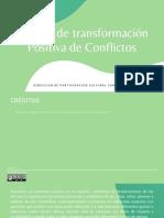 Manual de Transformación Positiva de Conflictos