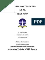 Praktikum IPA di SD