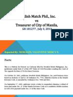Tax 1 - Report