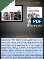 Las Barbas Del Profeta, De Eduardo Mendoza