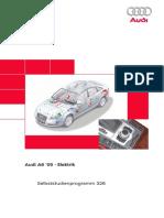 SSP 326 - Audi A6 '05 Elektrik