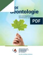Code de deontologie Edition 2017 Secure Interactive