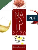 SERRAGIUMENTA - Confezioni Natale 2020