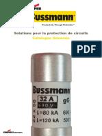 Catalogue fusible BUSSMANN