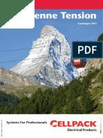 Catalogue Cosse Tresse (Boite de Jonction)