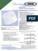 manual relé fotoelétrico