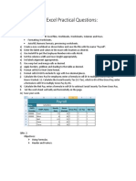 00 MS Excel Practical Questions-11257