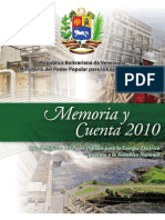 MEMORIA-Y-CUENTA-2010-DEL-MPPEE