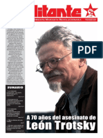 Extraem Trotsky Jul10