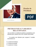 Prueba de Friedman (5)