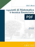 Appunti Mat Finanza