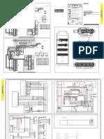 Plano Electrico CDVR, EMCP3, LSM, RTD, Discrete IO, Anunnciator UENR1732UENR1732_SIS