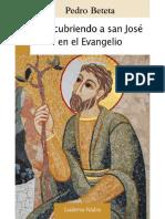 01 BETETA, P., Descubriendo a San Jose en El Evangelio, 2017