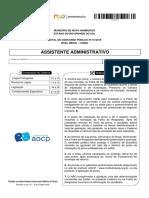 instituto-aocp-2020-prefeitura-de-novo-hamburgo-rs-assistente-administrativo-prova