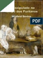 O Discipulado No Tempo Dos Puritanos Por Winfield Bevins Rmndps